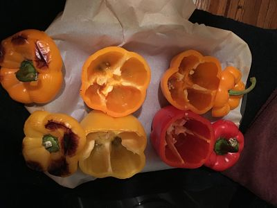 plain peppers